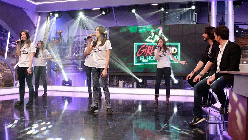 Claudia y María serán parte de Check Baby Check