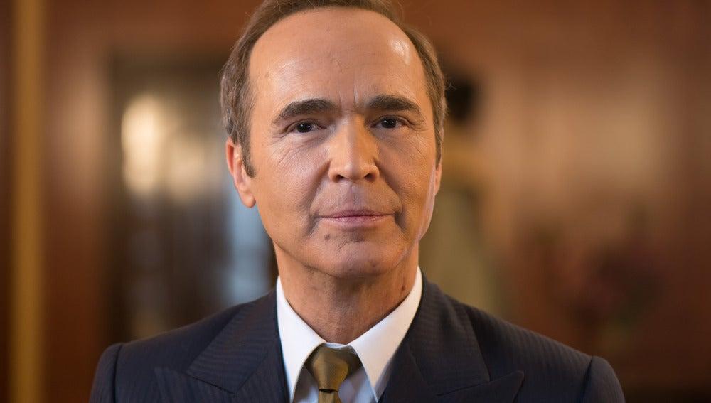 Juan Ribó es Don Francisco