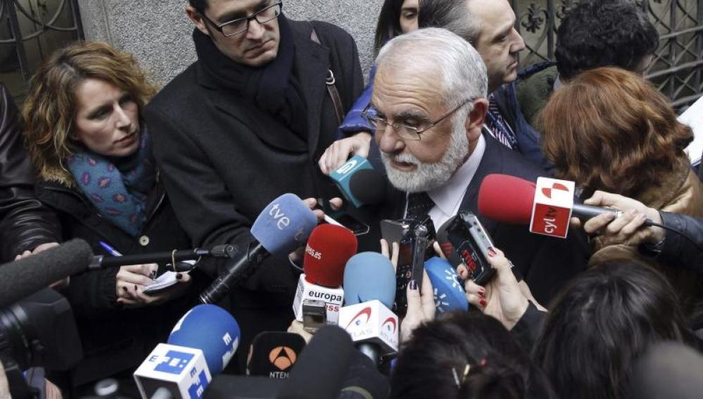 Cotino admite que estuvo el 11M en Génova pero niega el pago de 200.000 euros al PP