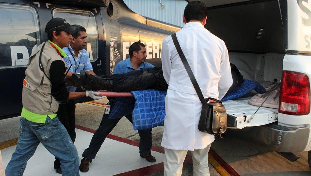 El Gobierno mexicano trata de reforzar la seguridad en Michoacán después del asesinato de cinco personas