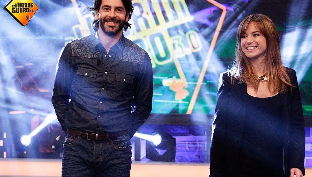Eduardo Noriega y Marta Etura en El Hormiguero 3.0