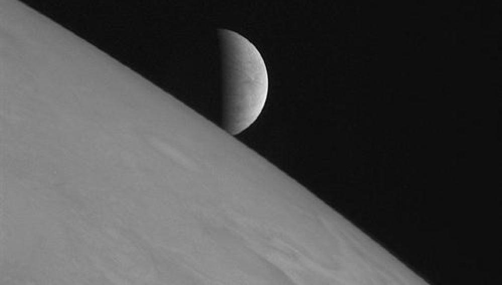 Descubren una criatura marina que revelará datos sobre la vida en una de las lunas de Júpiter.