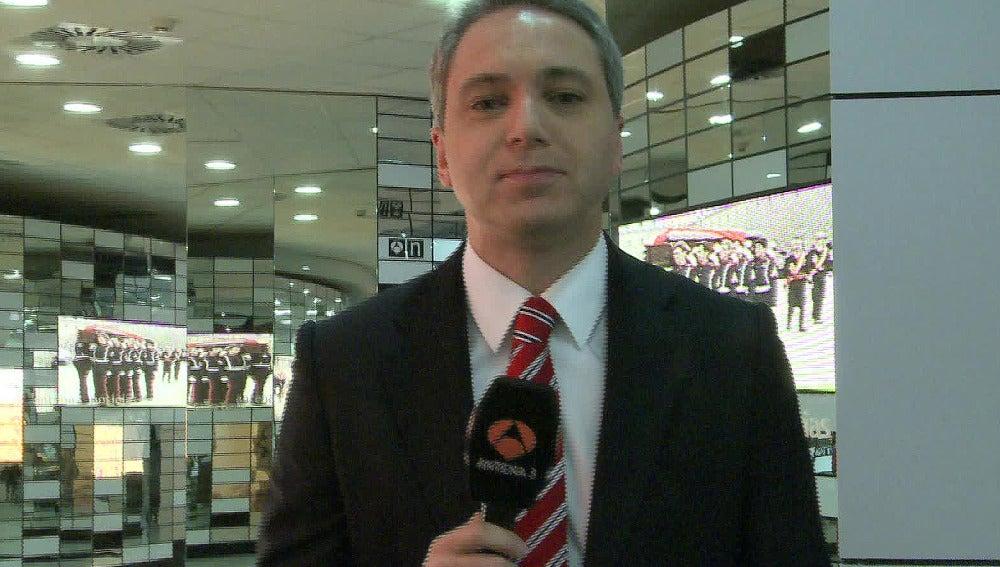 Vicente Vallés, Noticias 1