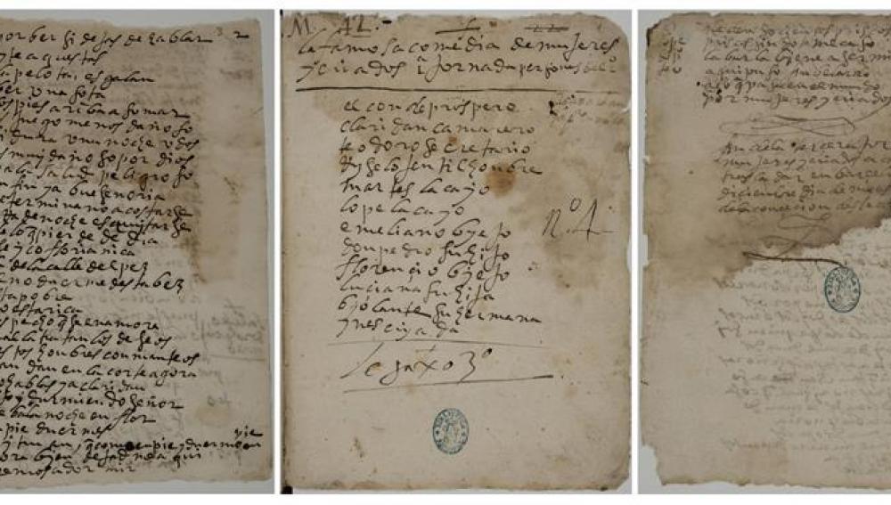 El manuscrito localizado es una copia del siglo XVII