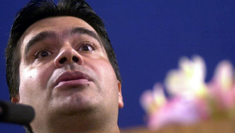 El jefe del Gabinete de ministros de Argentina, Jorge Capitanich