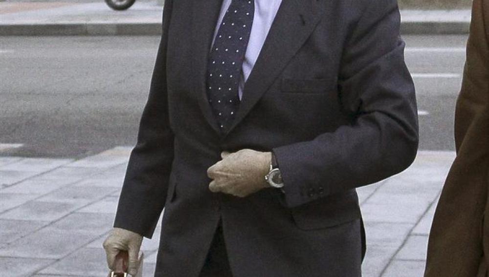 Miguel Blesa llega a los Juzgados