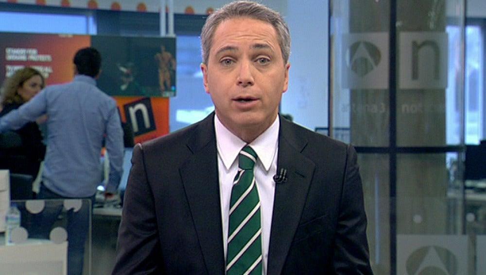 Vicente Vallés, director de Noticias 1