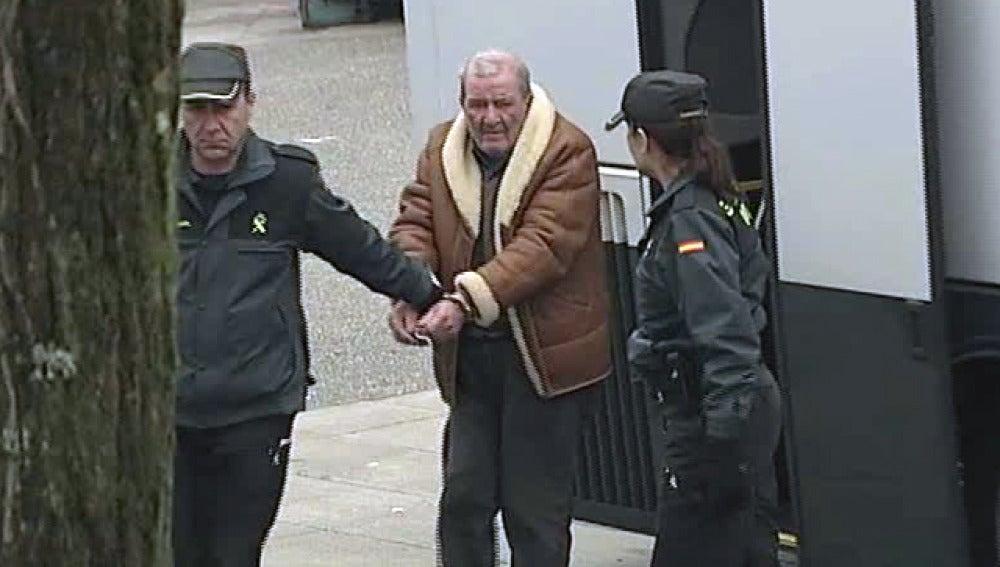 Uno de los ocho detenidos en Galicia