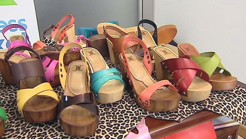 Zapatos anticrisis