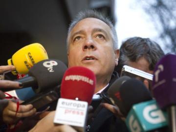 Pere Navarro del PSC