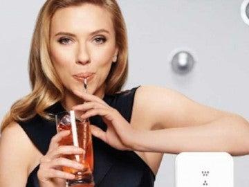 El anuncio de Scarlett Johansson para la Super Bowl