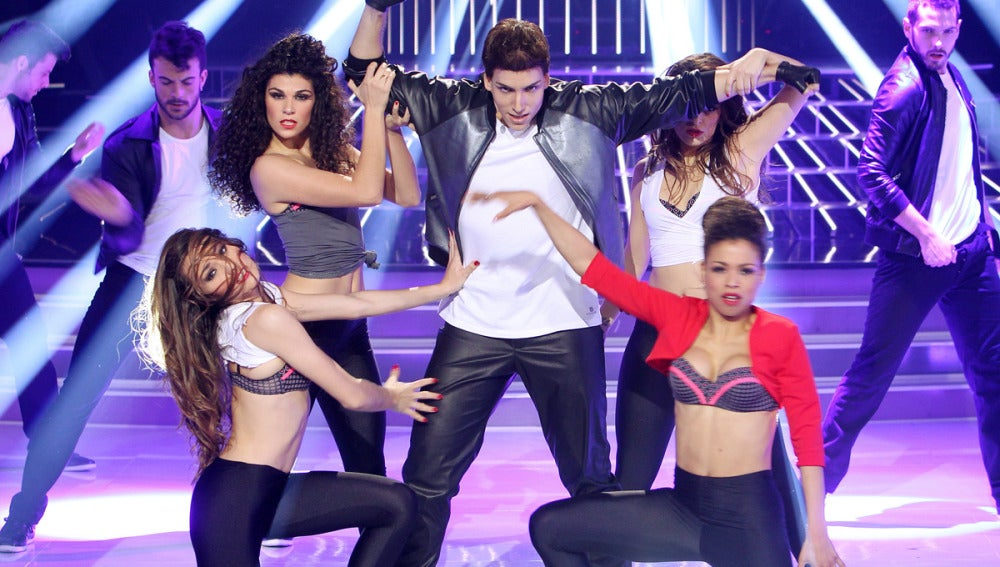 Gala 12 | Xuso Jones imita a Justin Bieber