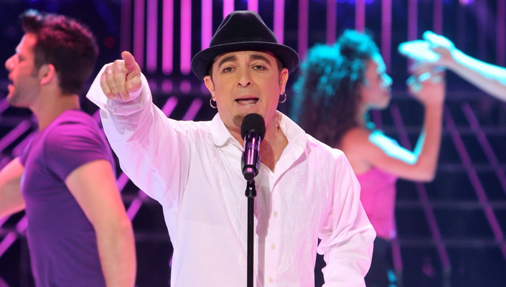Gala 12   José Manuel Soto imita a El Barrio
