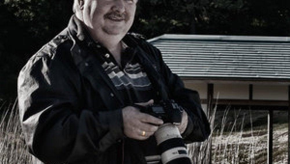 El fotógrafo Ronny Tertnes