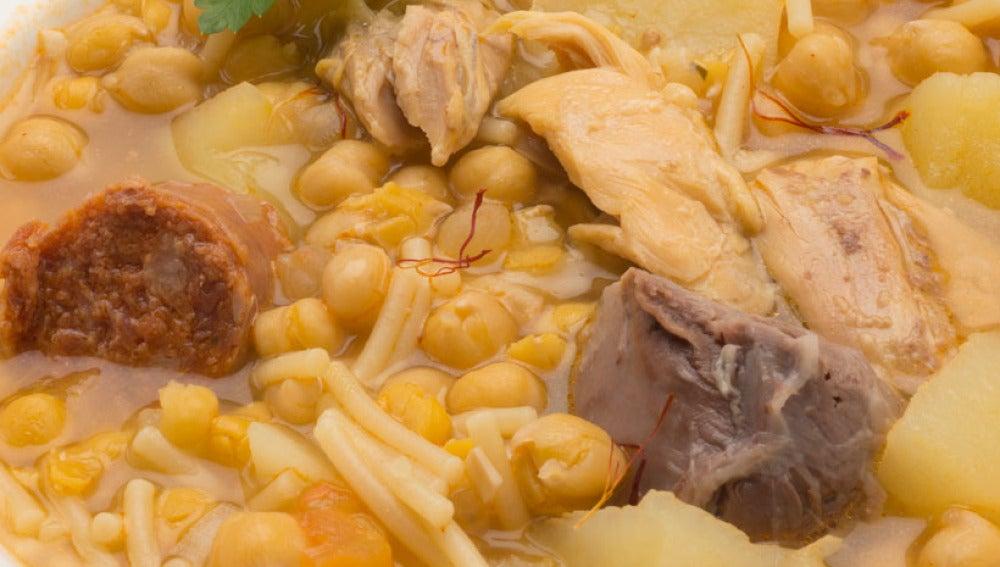 Zancarrón canario