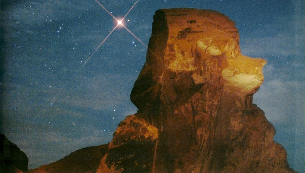 Otra imagen de Monument Valley sacada por Wally Pacholka