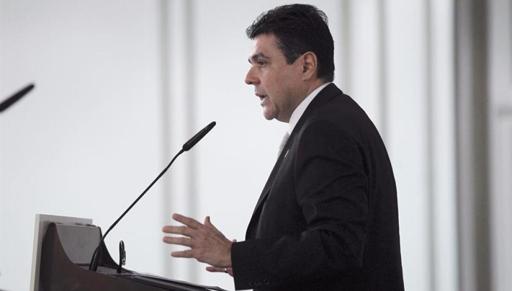 El embajador de Panamá en España, Roberto Eduardo Arango.