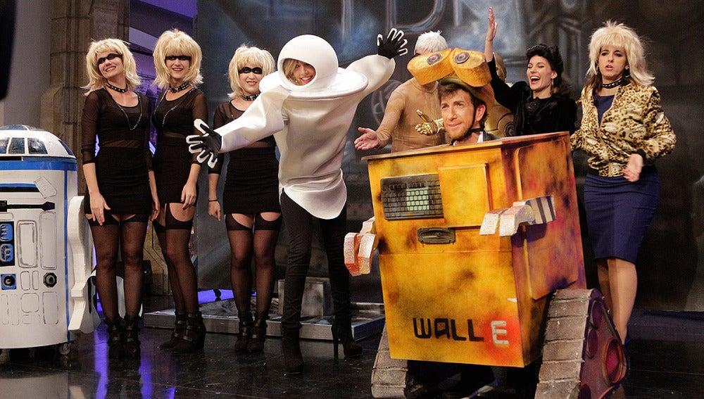 Robots, el musical