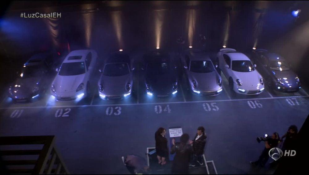 Música con coches