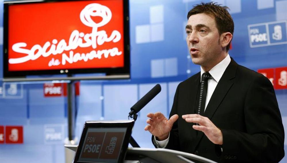 El secretario del PSN, Roberto Jimenez.