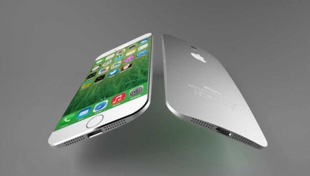 Apple lanzará el iPhone 6 en dos tamaños, de 4.7 pulgadas y 5.5 pulgadas.