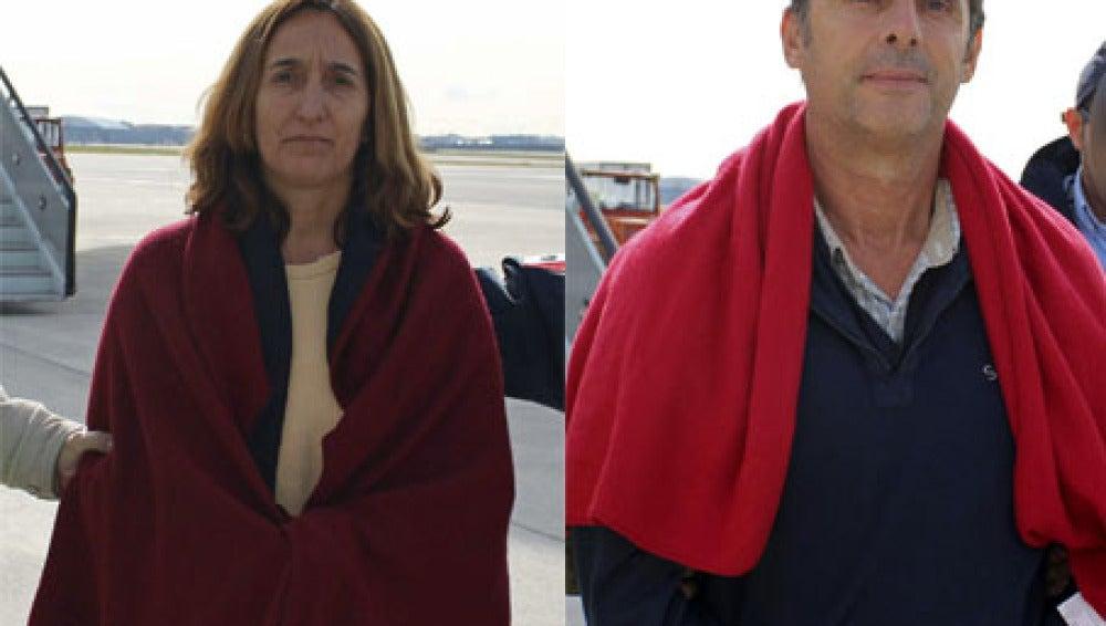Los presuntos etarras detenidos en México