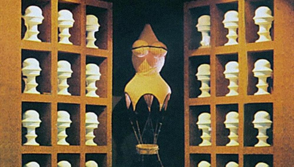 Intervención artística de Josep María Subirachs