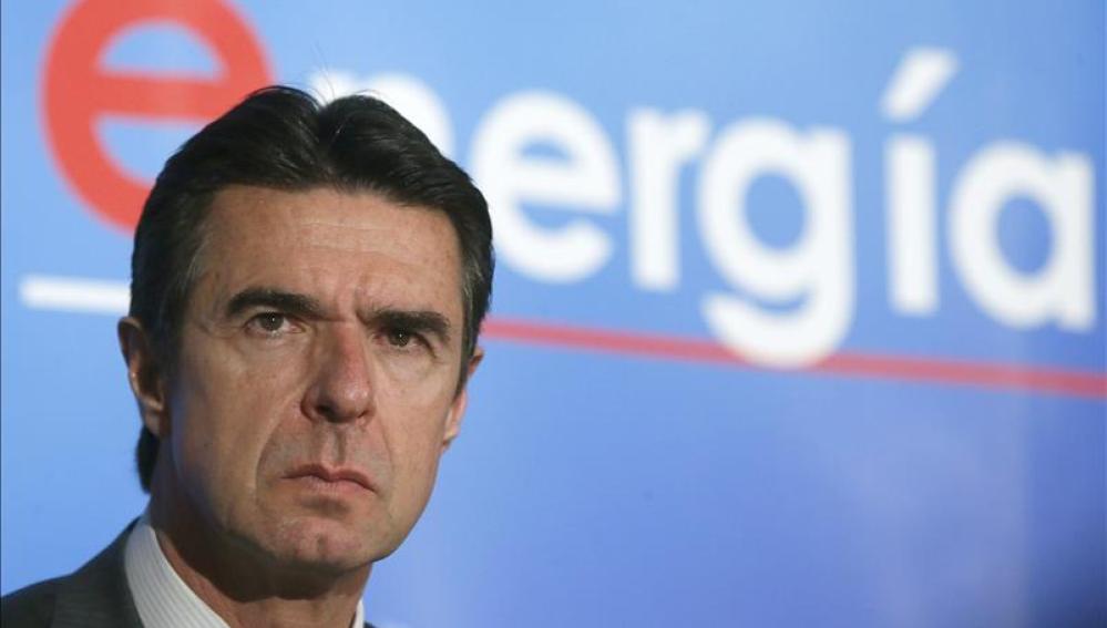 José Manuel Soria, ministro de Industria, Energía y Turismo