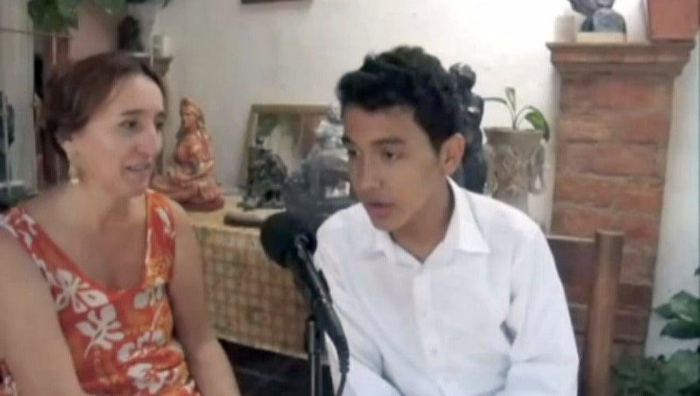 Etarra detenida en México