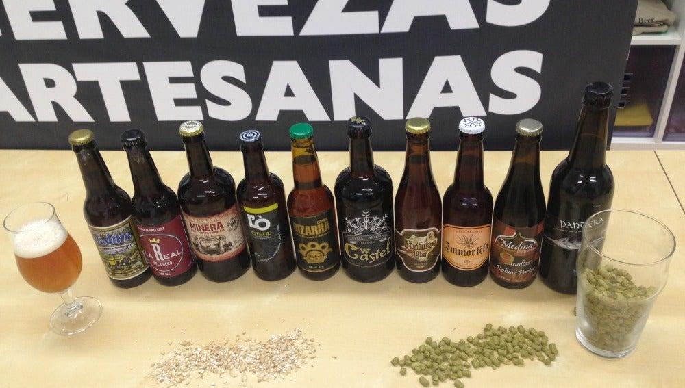 Las diez mejores cervezas artesanas