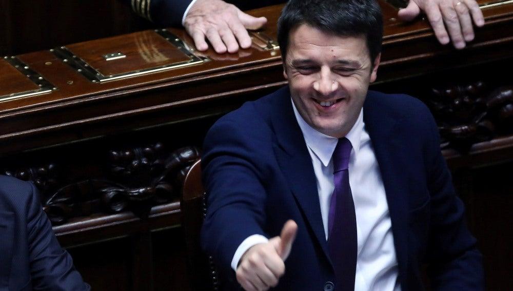 Renzi logra el respaldo de la Cámara de Diputados de Italia a su Gobierno
