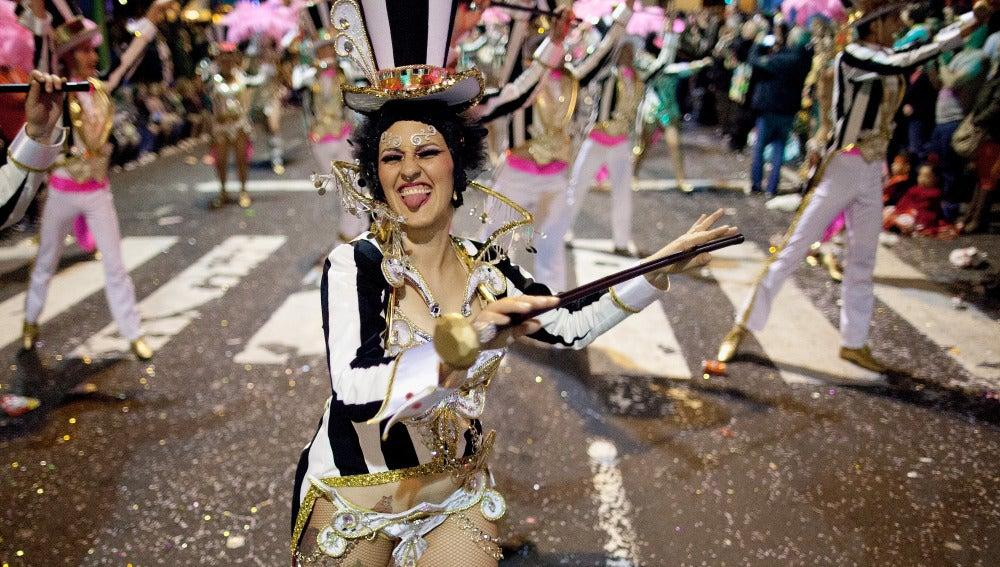 La fiesta del Carnaval inunda las calles