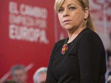 Valenciano, en un acto para las elecciones europeas