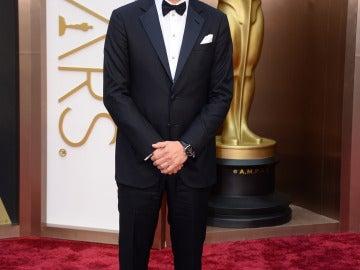 Leonardo DiCaprio, nominado por su papel en 'El lobo de Wall Street'