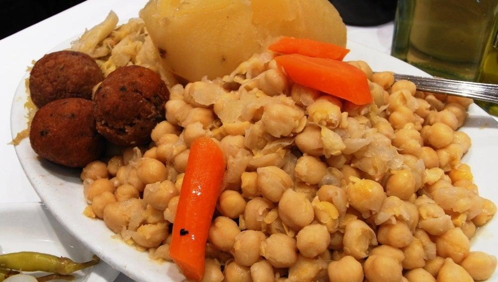 Donde se termina el cocido madrileño, empiezan nuevos y sabrosos platos.