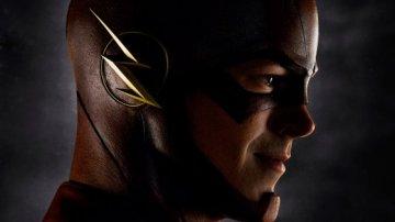 Grant Gustin como 'The Flash'