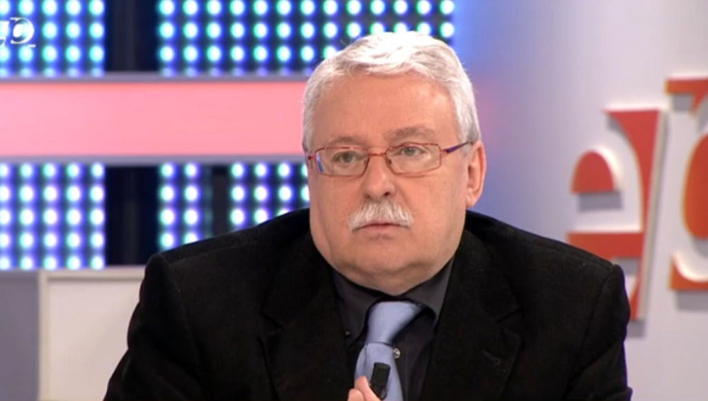 Joaquín Leguina en Espejo Público