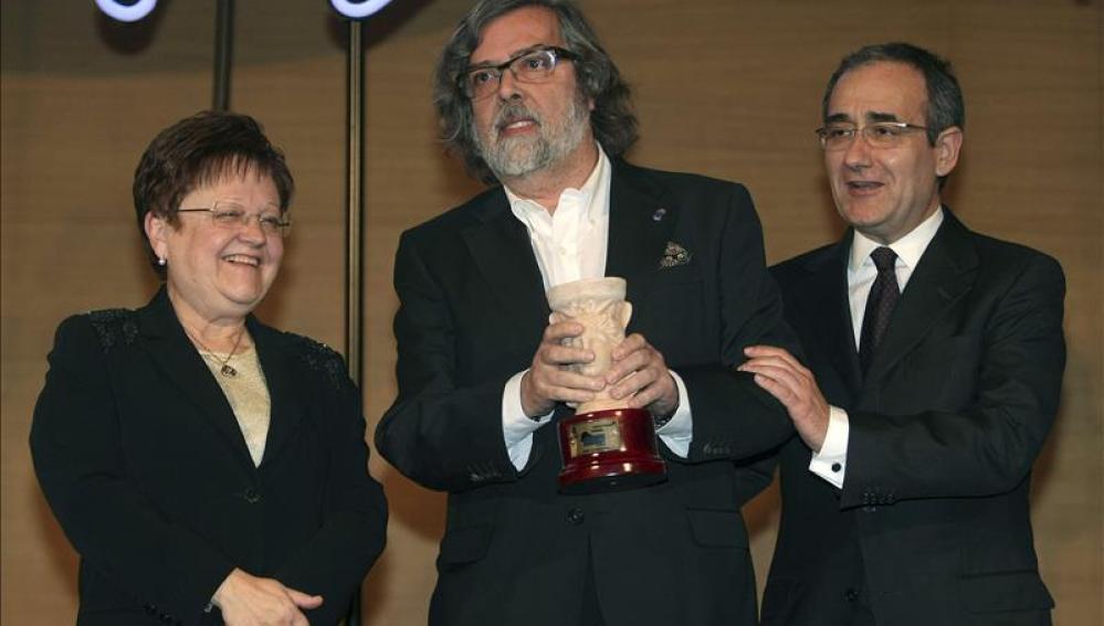 Ramón Pernas gana el Premio Azorín de Novela