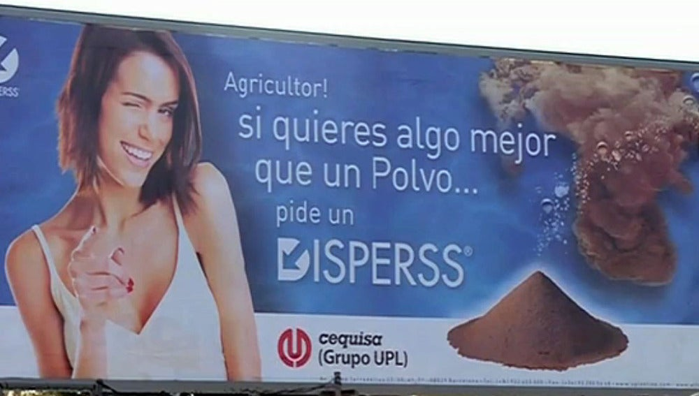 "Anuuncio ""sexista"" en Almería"