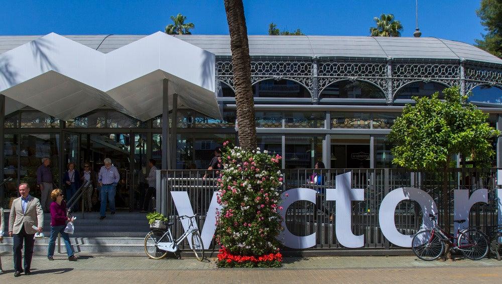 El Mercado de la Victoria se ha convertido en un espacio gastronómico de referencia.