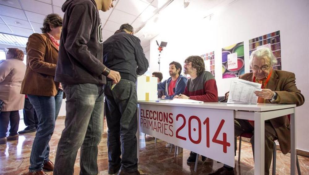 Primarias abiertas en el PSOE de Valencia