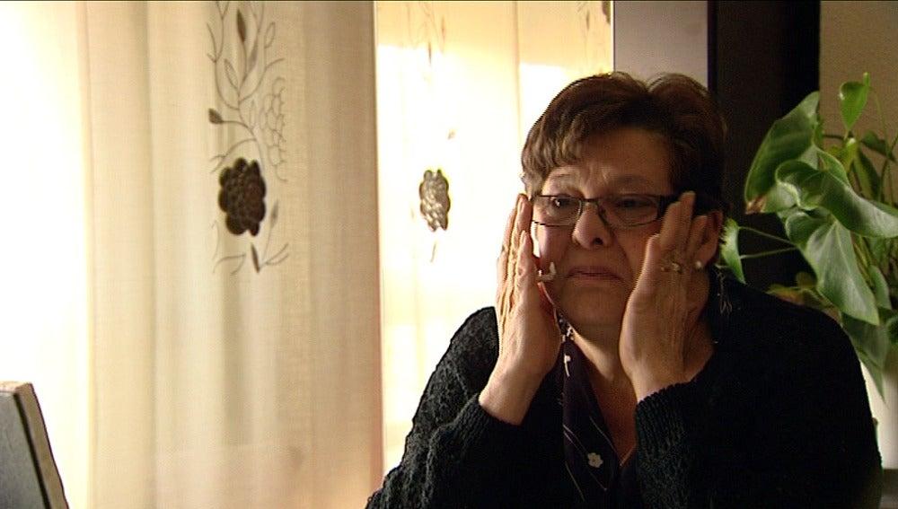 Isabel, madre de una víctima del 11-M