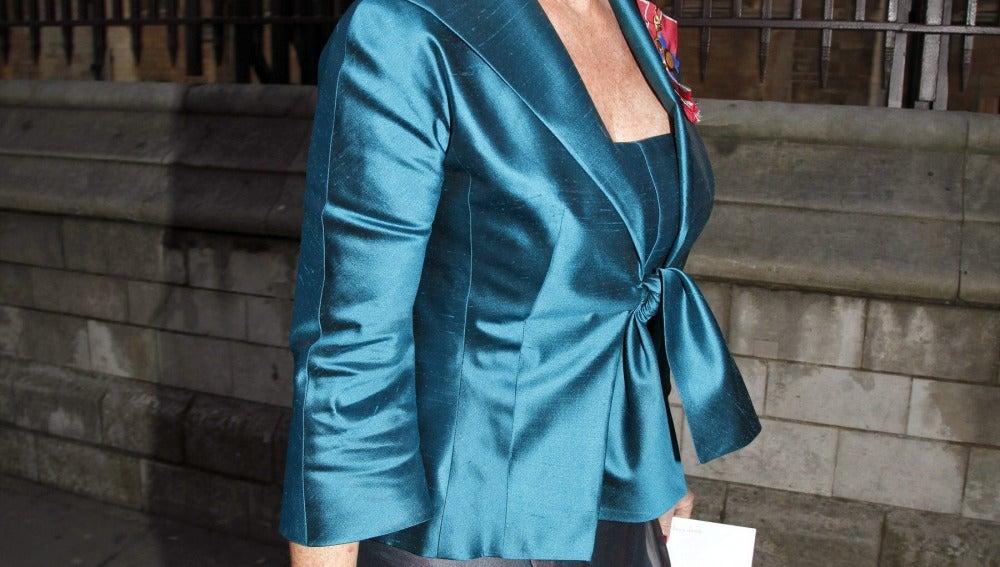 Esperanza Aguirre en la Cámara de los Comunes