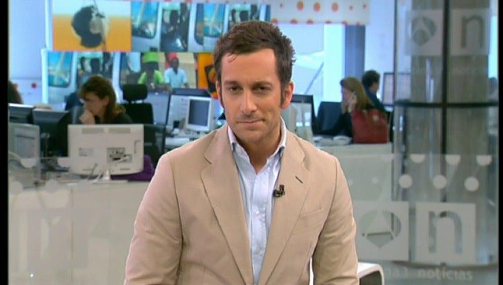 Álvaro Zancajo, en Antena 3