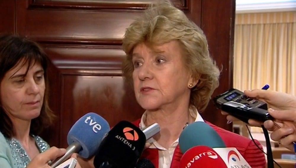 Becerril: si se desea cambiar la ley de Extranjería debería haber un acuerdo