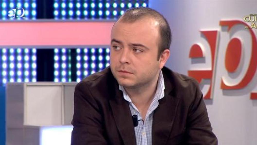 Ángel Carromero en Espejo Público