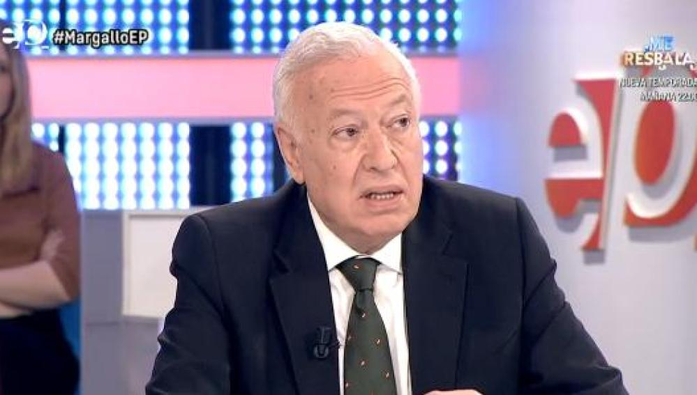 García Margallo en Espejo Público