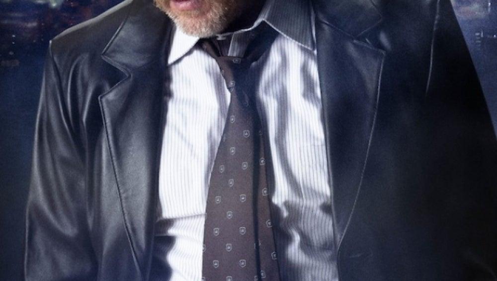 Donal Logue - Harvey Bullock (Gotham)