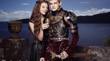 Joffrey y Margaery - Entertainment Weekly