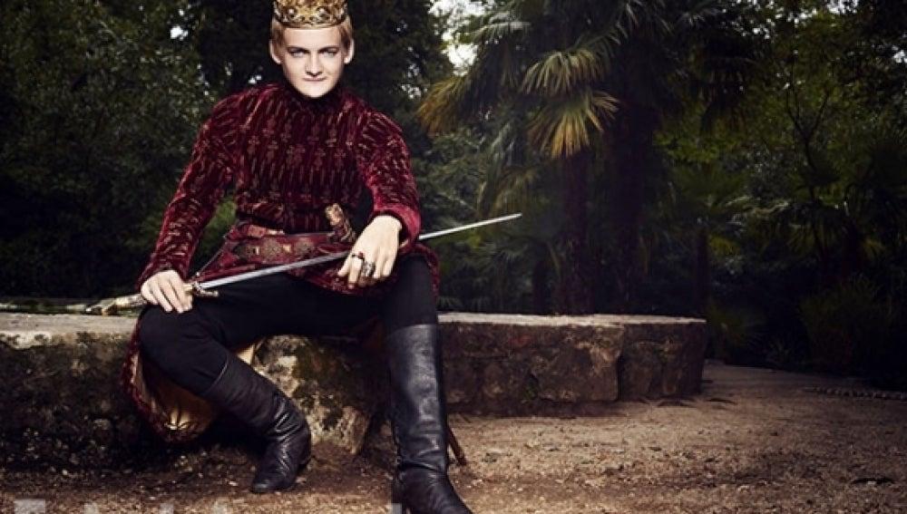 Joffrey Baratheon por Entertainment Weekly